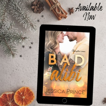 Bad Alibi Available Now