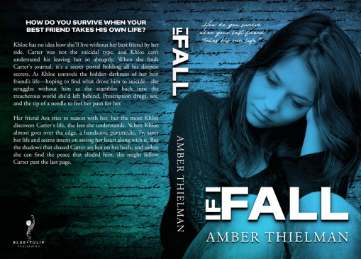 If I Fall by Amber Thielman paperback