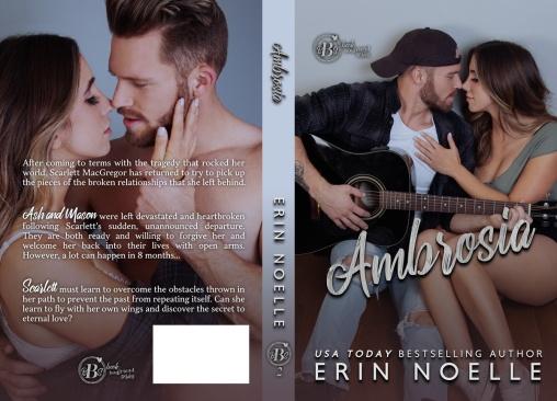 Ambrosia by Erin Noelle paperback