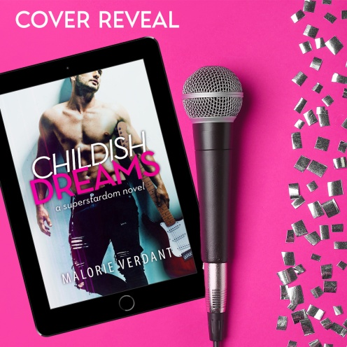 Childish Dreams Cover Reveal