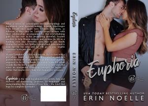 Euphoria by Erin Noelle paperback