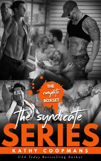 The Syndicate Series BoxSet by Kathy Coopmans ebook