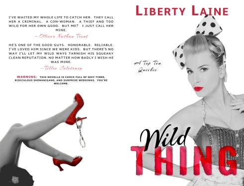 Wild Thing by Liberty Lane paperback