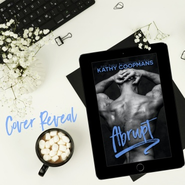 Abrubt Cover Reveal Graphic