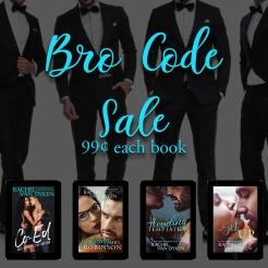 Bro Code Sale 2