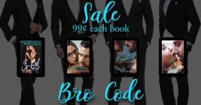 Bro Code Sale