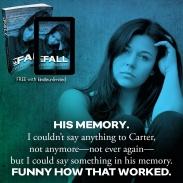 Teaser 4 - If I Fall