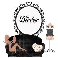 The Boudoir Logo Color