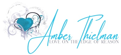 Amber Thieman ALTERNATE 2 Logo Color black