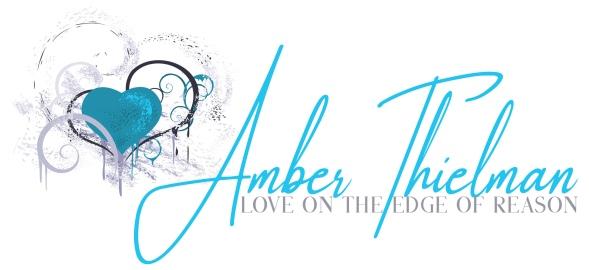 Amber Thieman ALTERNATE 2 Logo Color black
