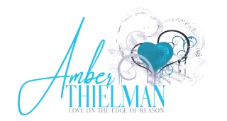 Amber Thieman Logo Color Black