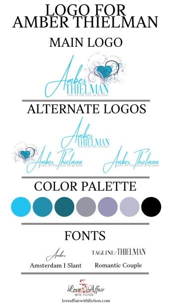 Branding Board — Amber Thhielman