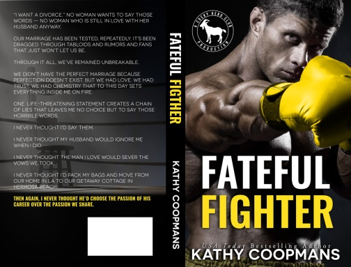 Fateful Fighter by Kathy Coopmans paperback