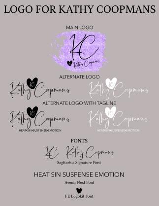 Branding Board — Kathy Coopmans