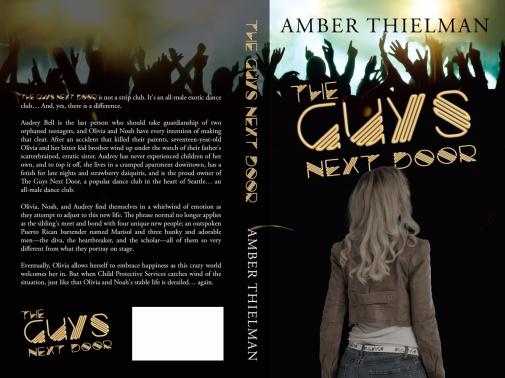 The Guys Next Door by Amber Thielman paperback