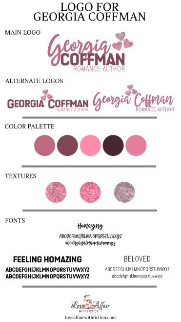 Branding Board — Georgia Coffman