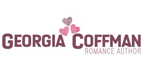 Georgia Coffman Romance Author Alternate 2 Logo Glitter For Web