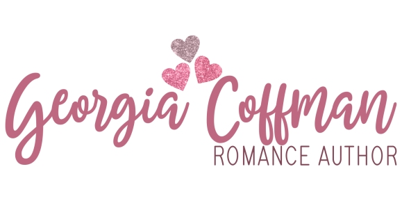 Georgia Coffman Romance Author Alternate Logo Glitter For Web