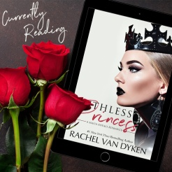 Ruthless Princess Currently Reading