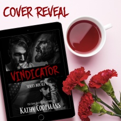 Vindicator Cover Reveal Graphic