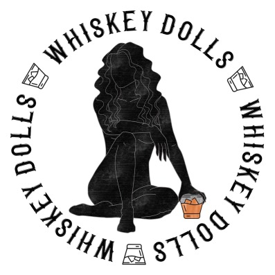 Book Series Logo — Whiskey Dolls by Jessica Prince