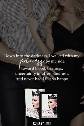 Teaser — Ruthless Princess 1 Pinterest rvd