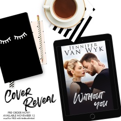 Without You Cover Reveal