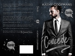 Concede by Kathy Coopmans Paperback