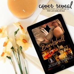 Bombshell Flatlay Cover Reveal