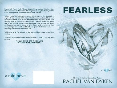 Fearless by Rachel Van Dyken Paperback