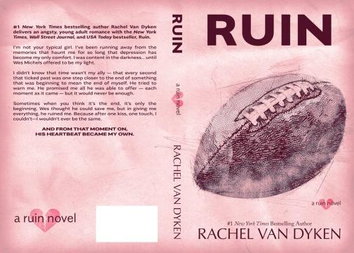 Ruin by Rachel Van Dyken Paperback