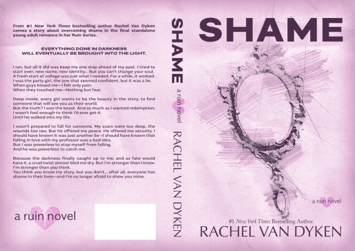 Shame by Rachel Van Dyken Paperback