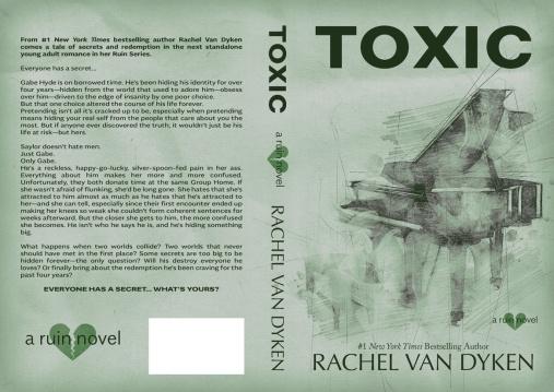 Toxic by Rachel Van Dyken Paperback