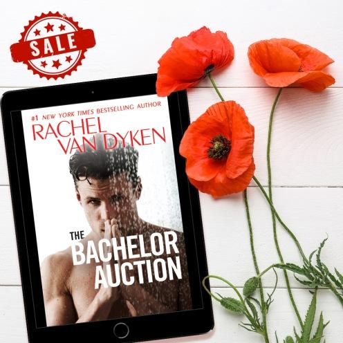 Bachelor Auction Sale Flatlay
