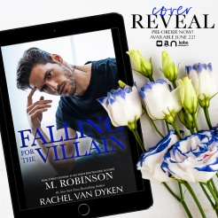 Falling for the Villain Cover Reveal