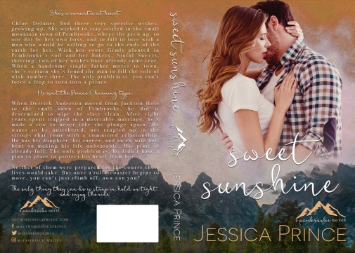 Sweet Sunshine by Jessica Prince