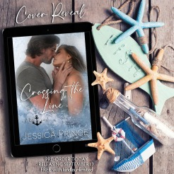 Crossing The Line Cover Reveal IG