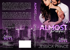 Almost Perfect by Jessica Prince