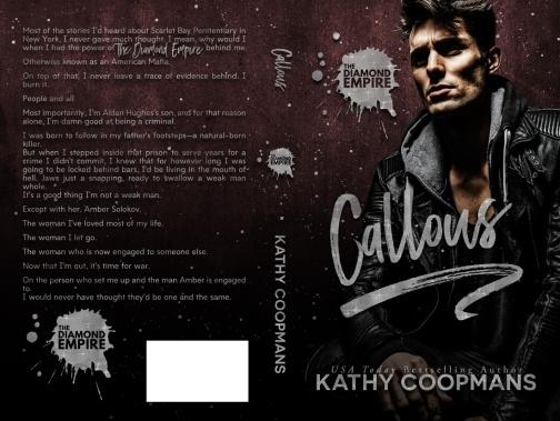 Callous by Kathy Coopmans Paperback